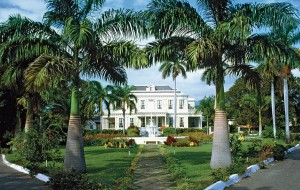 Devon house in Kingston (Jamaica) --- Image by © Rolf W. Hapke/zefa/Corbis